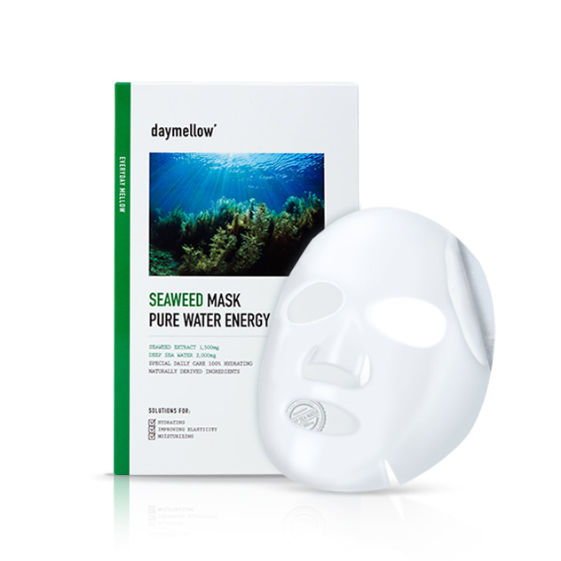 daymellow' PURE WATER ENNERGY SEAWEED MASK