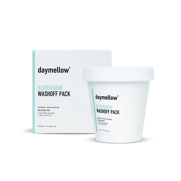 daymellow' BLUEMARIN RESTORATIVE WASH-OFF PACK