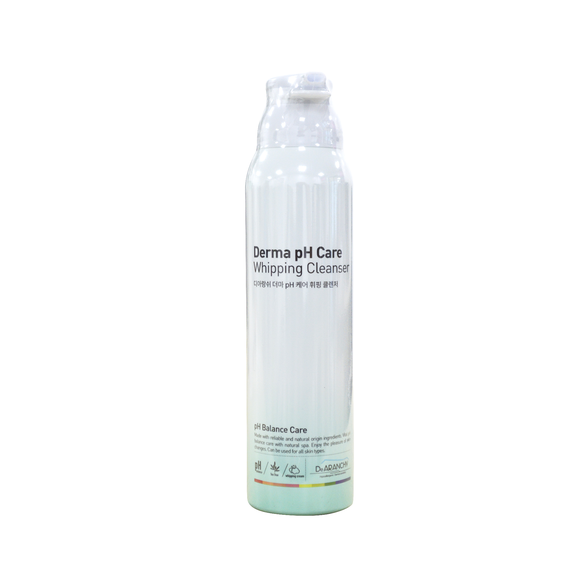 Sữa rữa mặt Dearanchy-Purifying Derma PH  Care Whipping Cleanser