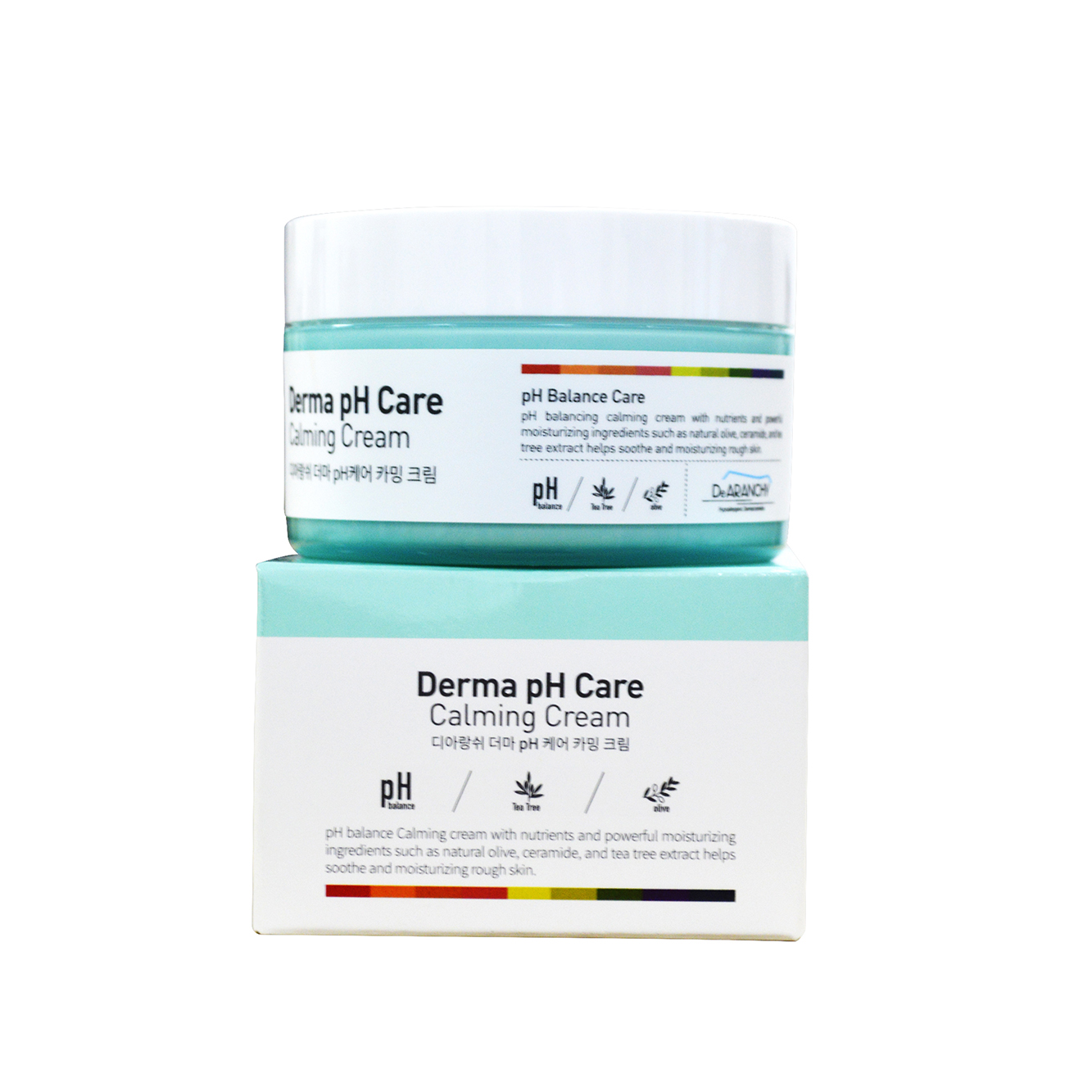 Kem dưỡng Dearanchy-Purifying Derma PH  Care Calming Cream