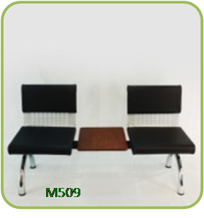 Double Leather Chair