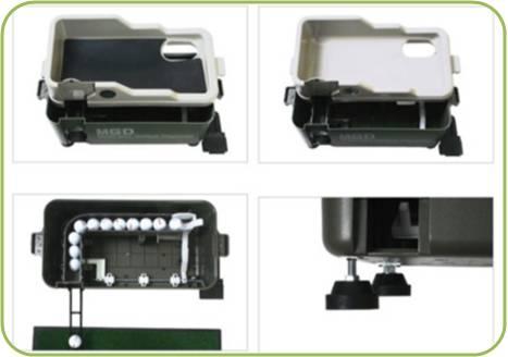 Semiautomatic Ball Dispensers