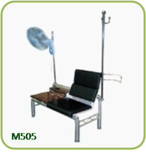 Single Chair with Club Stand