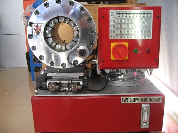 Máy ép ống DX 68 mới