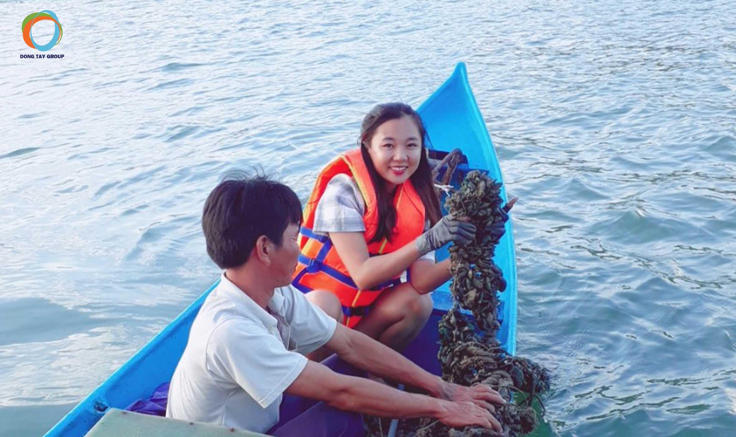 Tour Trải Nghiệm Du Thuyền Ngắm Hoàng Hôn