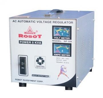 Ổn Áp Robot SP09 5KVA (90-250V)