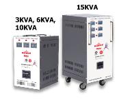 Ổn Áp Robot 3 Pha 3KVA (260-430v)