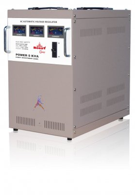 Ổn Áp Robot Classy 5KVA (50-250V)