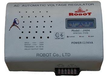 Ổn Áp Treo Tường Robot 12,5KVA (90-250V)