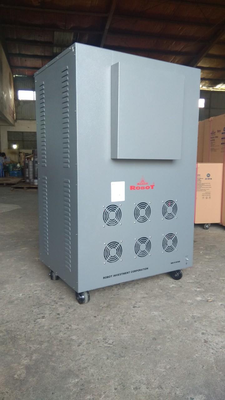 Ổn Áp Robot 3 Pha 100KVA (260-430v)