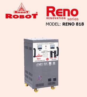 Ổn Áp Robot Reno 12.5KVA (40-240V) - Reno 818