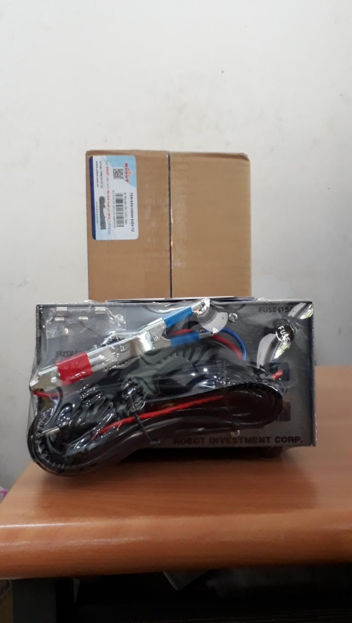 Sạc Tăng Giảm Robot 10A (12VDC) - (Dây đồng)