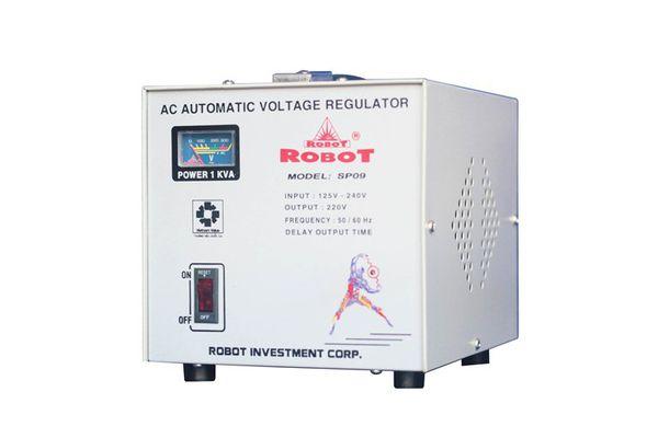 Ổn Áp Robot SP09 1KVA RF (140-250V)