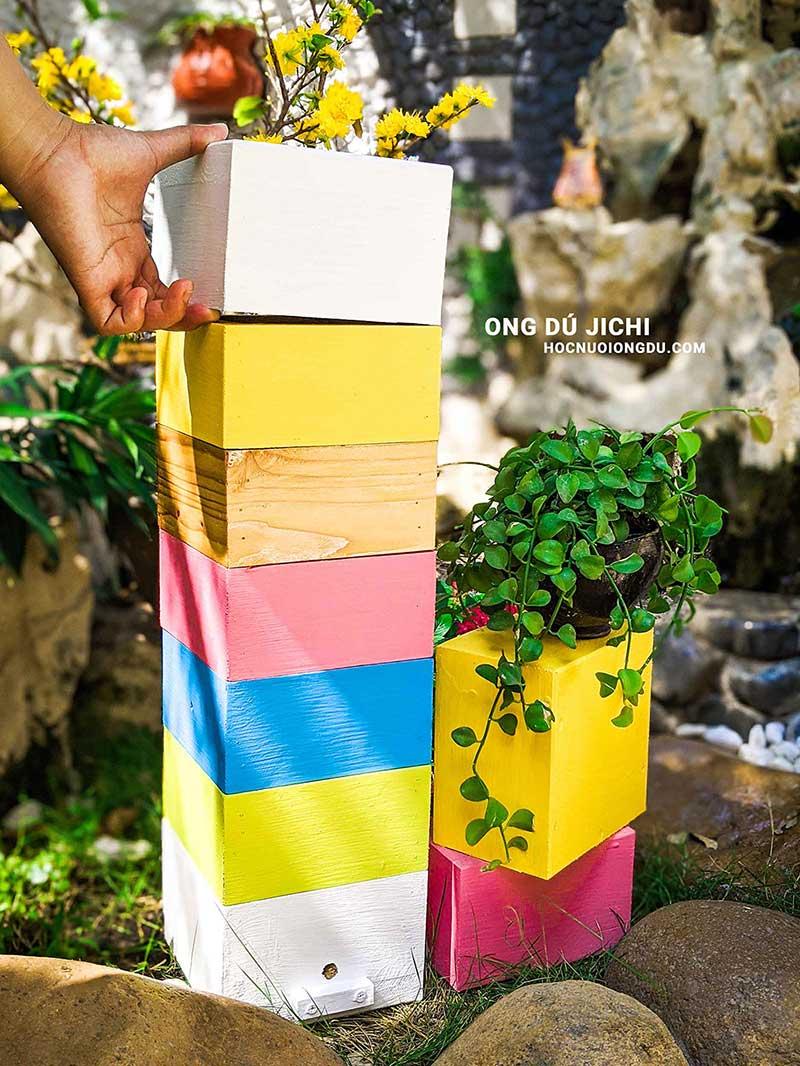 bán tổ ong dú toàn quốc giá công khai tại hocnuoiongdu.com
