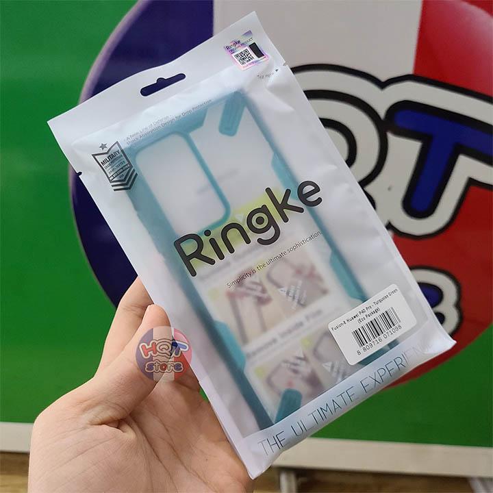 Ốp lưng chống sốc Ringke Fusion X cho Huawei P40 Pro chính hãng