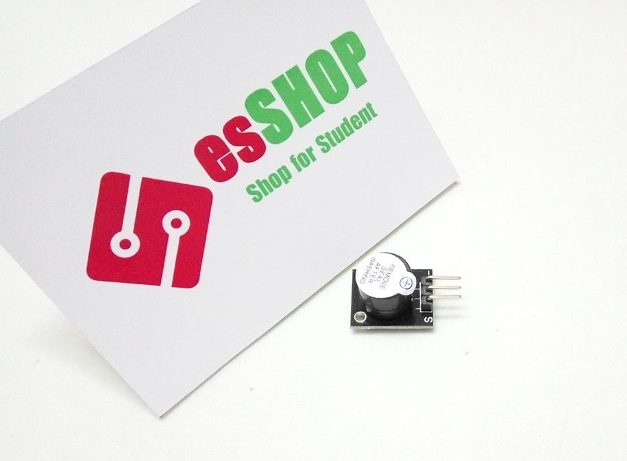 A0112 - Arduino active buzzer module KY-012