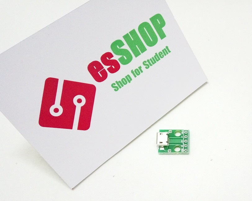 A0134 - Board micro USB sang 5P DIP