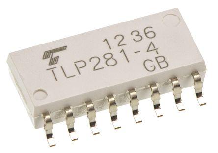 A0210 - Opto TLP281-4