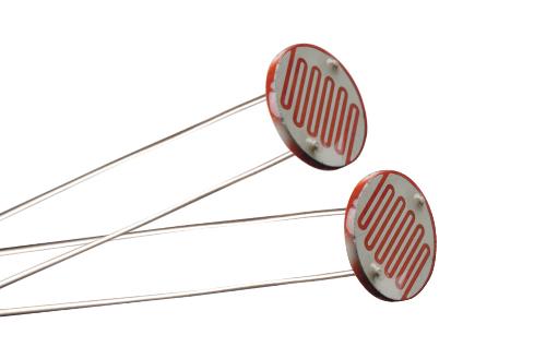A0213 - Cảm biến ánh sáng LDR 5mm