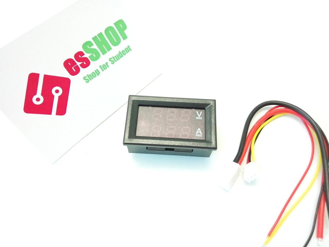 B0104 - Module Đo Dòng Áp 0-100V 10A