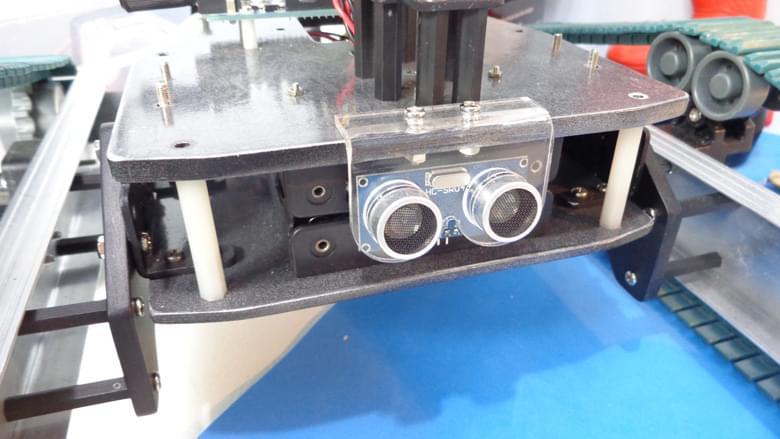 B0124 - Pad giữ cảm biến siêu âm