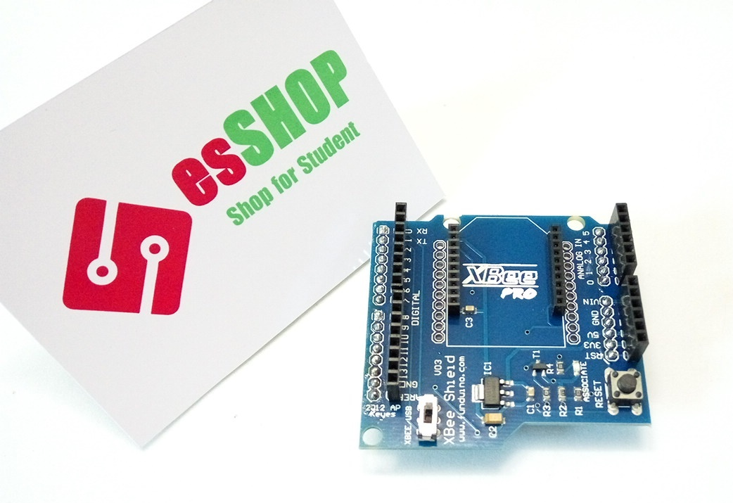 B0142 - Arduino XBEE Shield V03