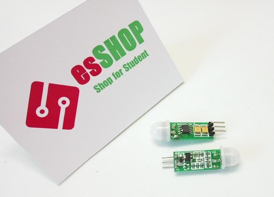 B0143 - Module cam biến PIR mini HC-SR505