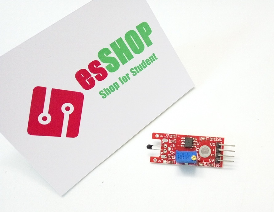 B0145 - Module arduino cảm biến nhiệt NTC KY-028