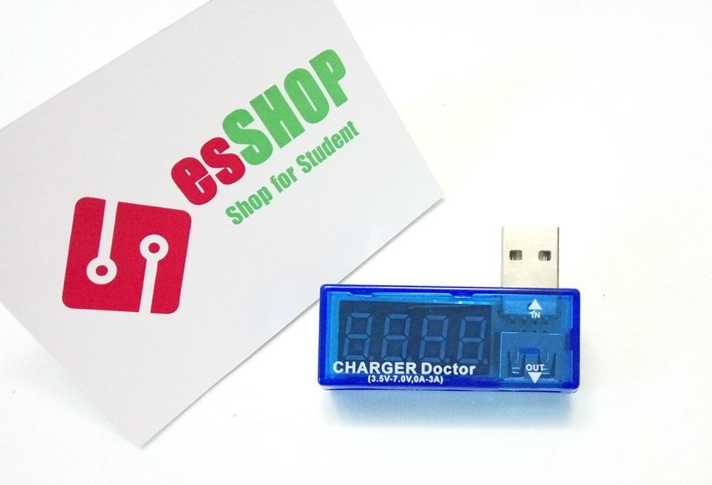 B0157 - Đo Dòng Áp Cổng USB