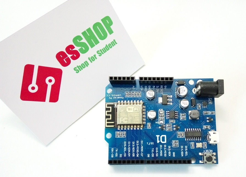 B0171 - Board Wifi WeMos D1 UNO