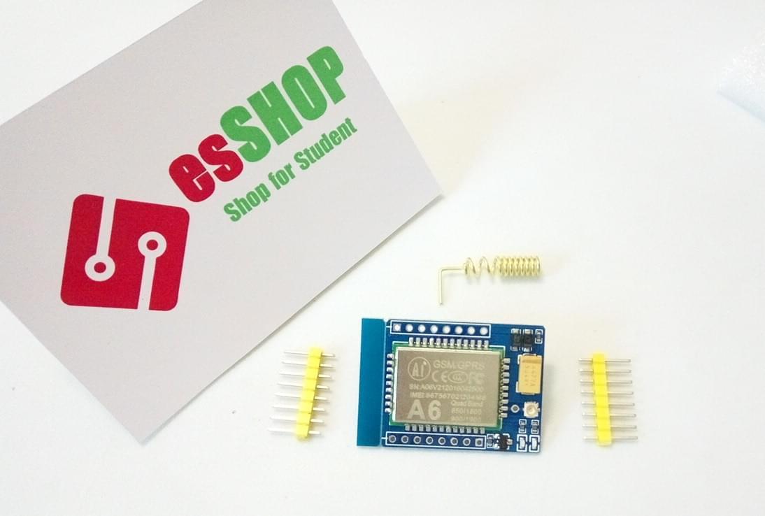 B0223 - Board GSM/GPRS A6