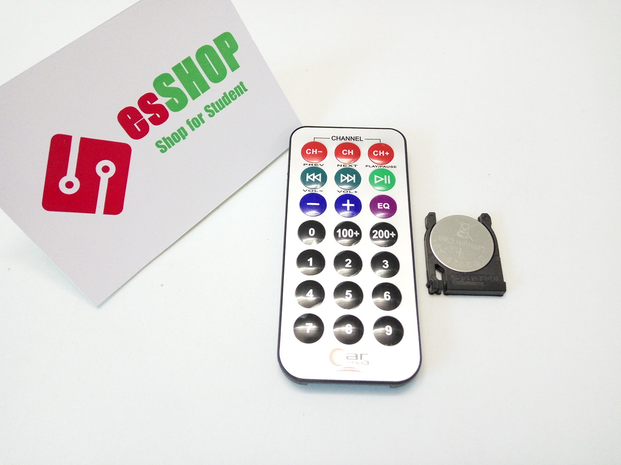 B0230 - Remote hồng ngoại điều khiển Media - MP3, Video
