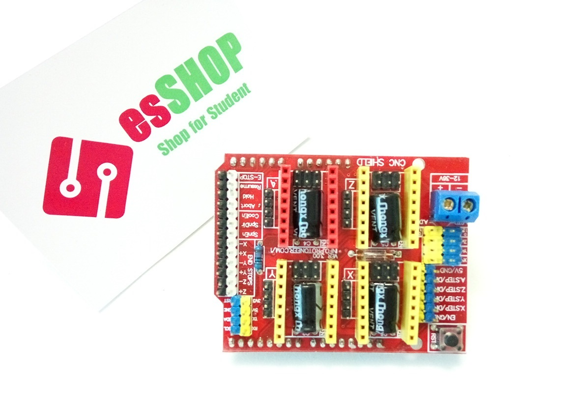 B0236 - Board Arduino CNC Shield V3
