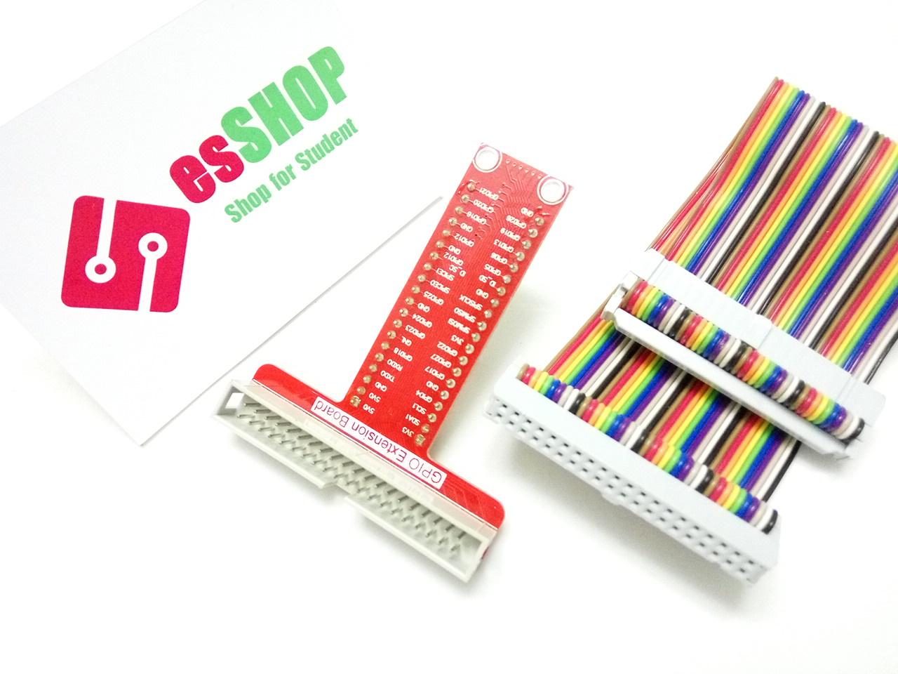 B0259 - Raspberry Cáp GPIO 40 Pin