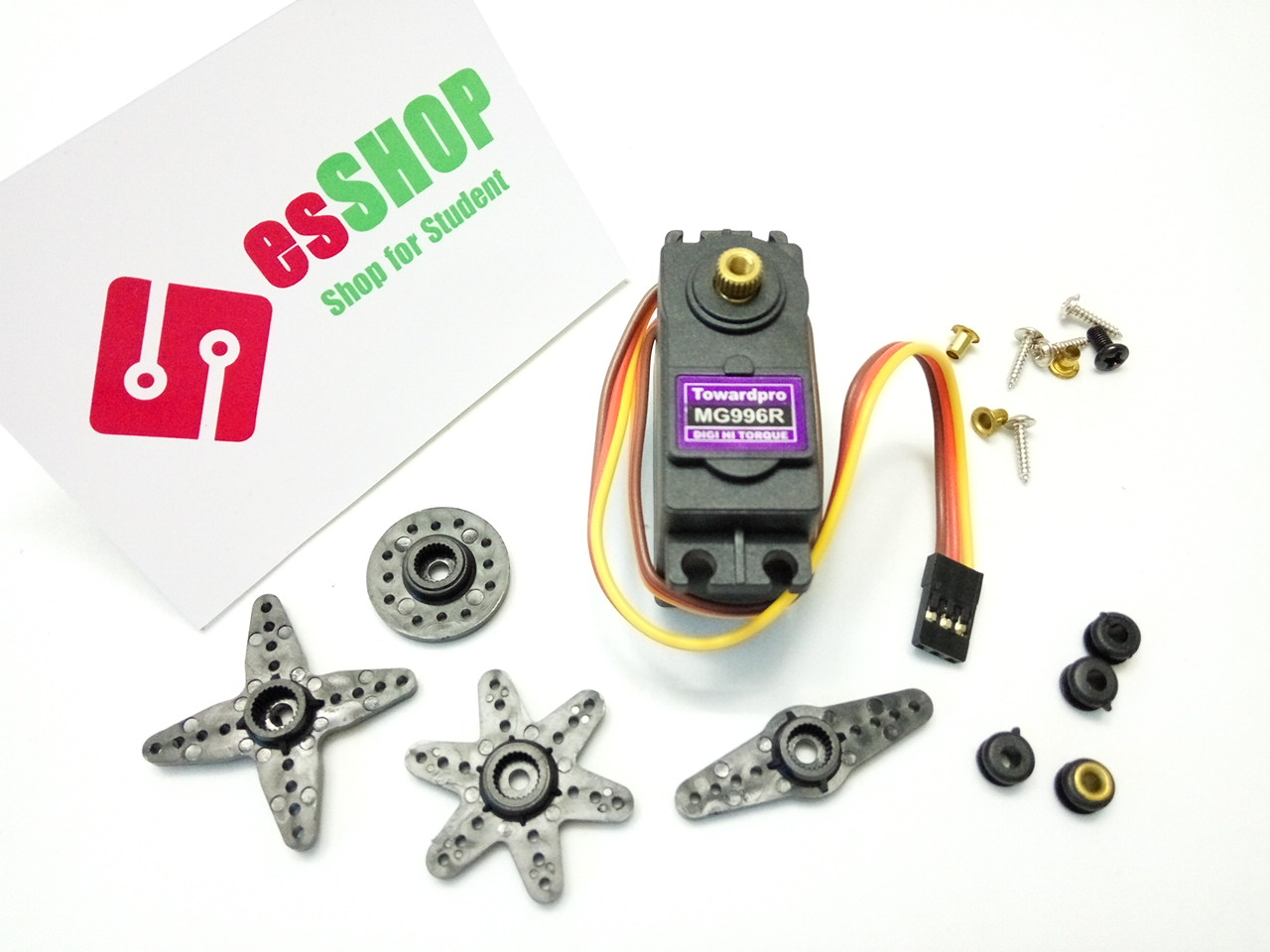 Motor Servo MG996G TOWARD PRO