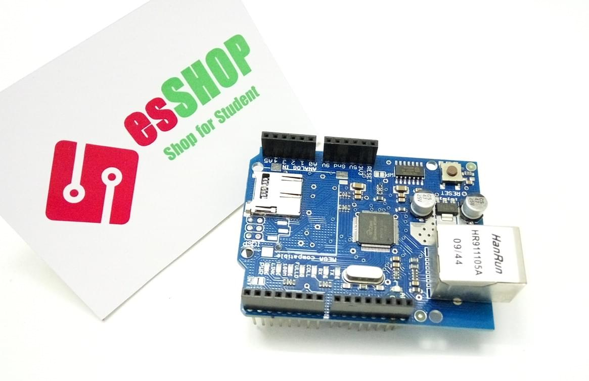 B0266 - Arduino Ethernet Shield