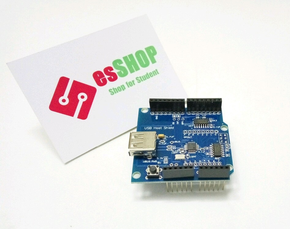 Arduino USB Host Shield Google ADK