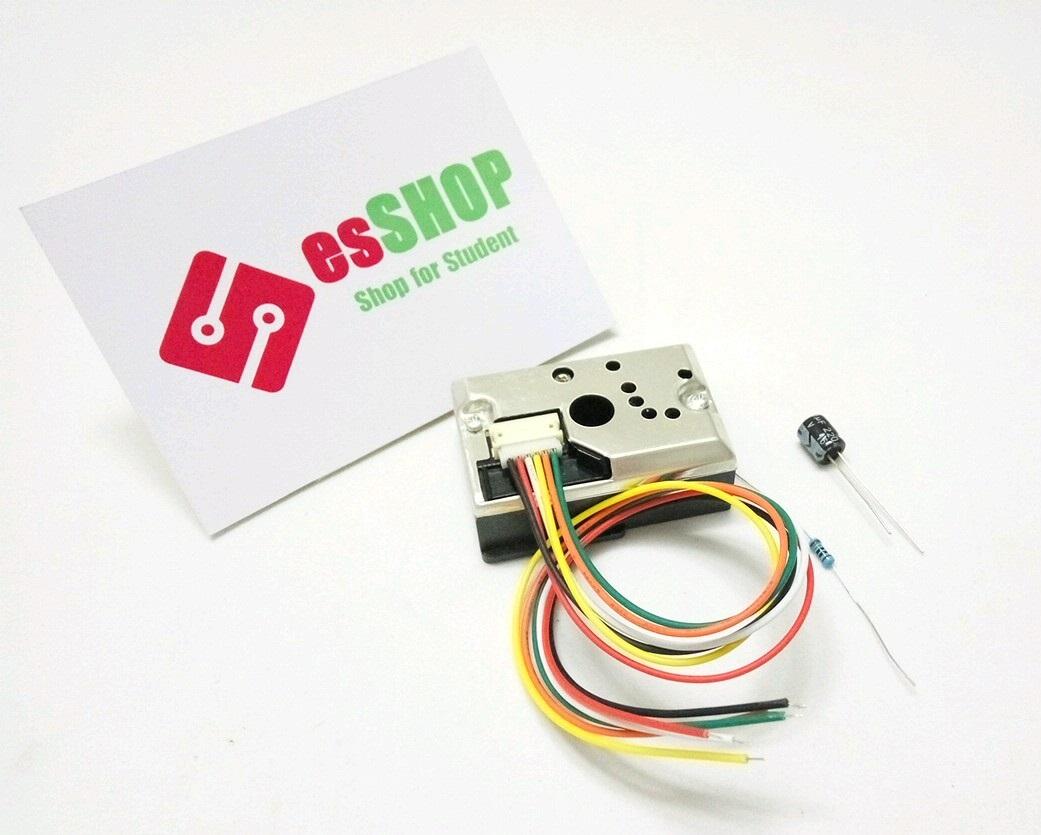 B0350 - Cảm Biến Bụi - SHARP GP2Y1010AU0F