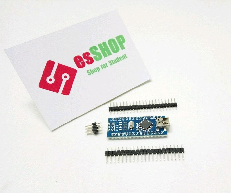 B0374 - Board Arduino Nano R3 + Cáp USB