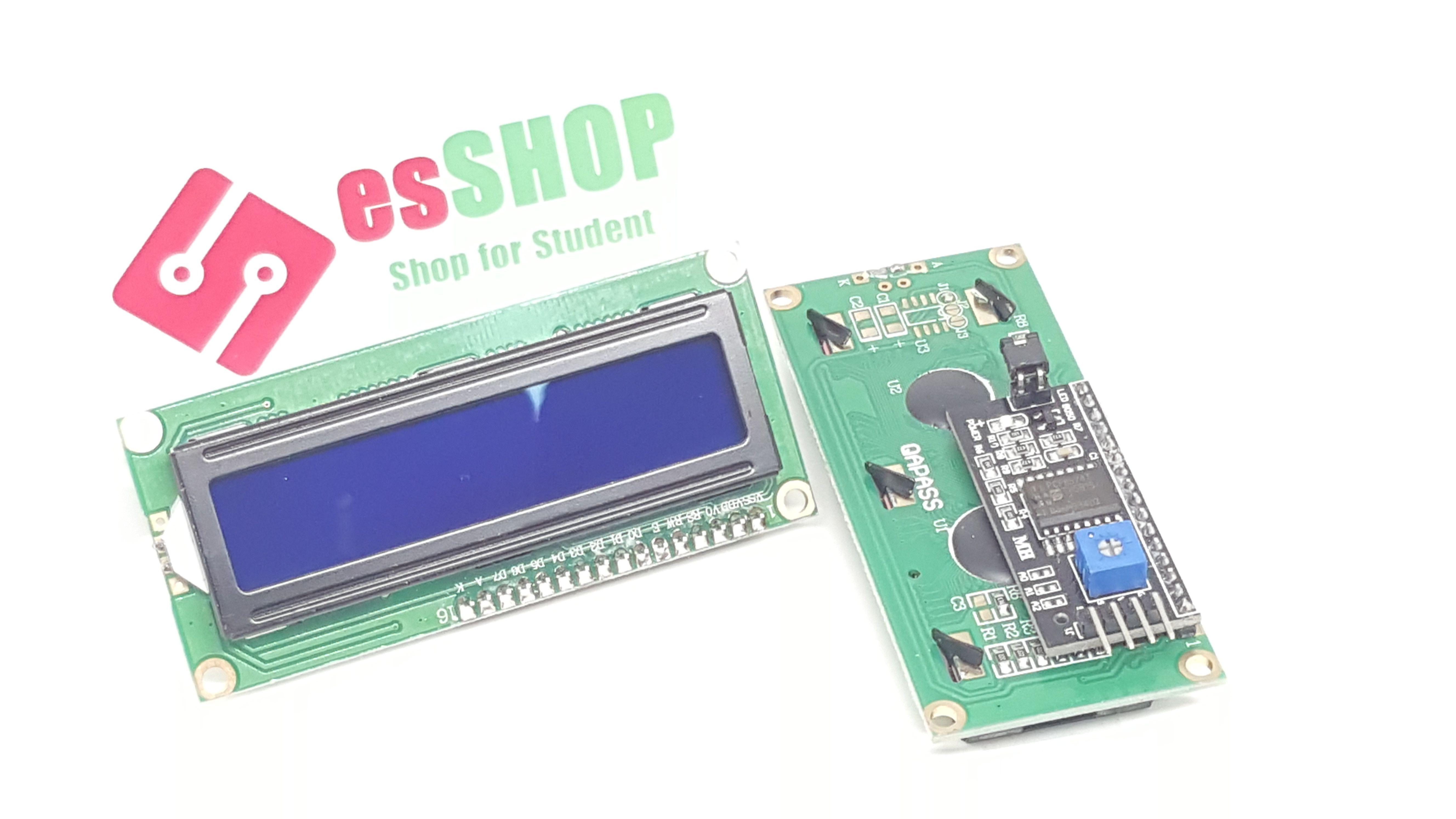 B0420 - Màn hình LCD1602 Giao tiếp IIC