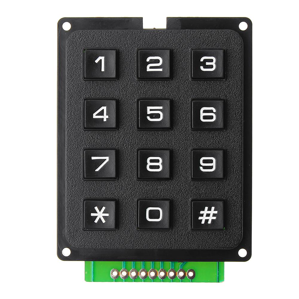 B0455 - Bàn phím SCM 12 nút bấm