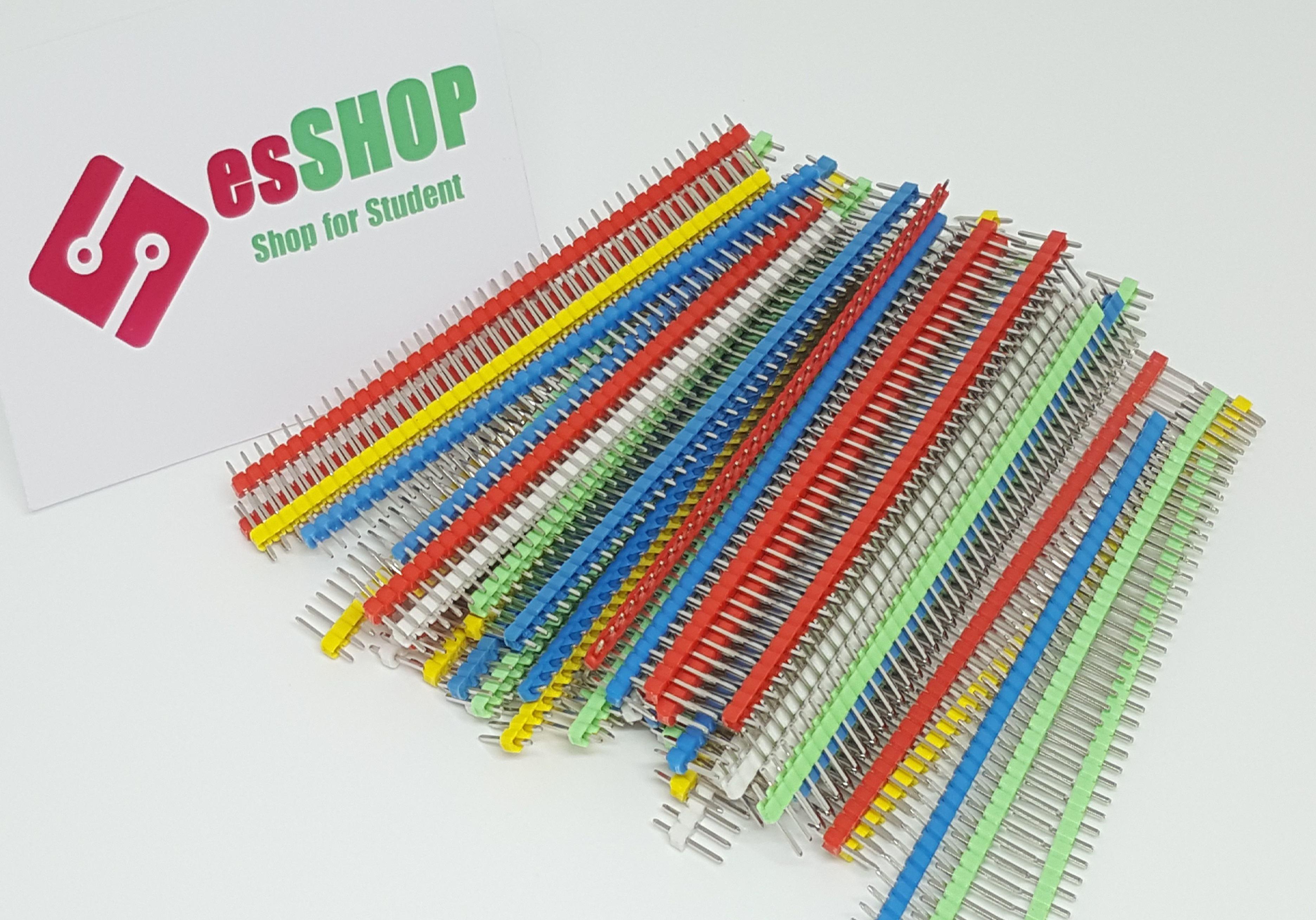 B0459 - Bộ 50 hàng rào 5 sắc màu