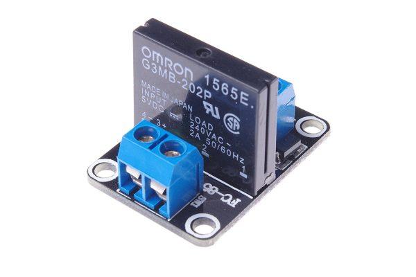 B0460 - module 1 relay rắn ssr (5 vdc)