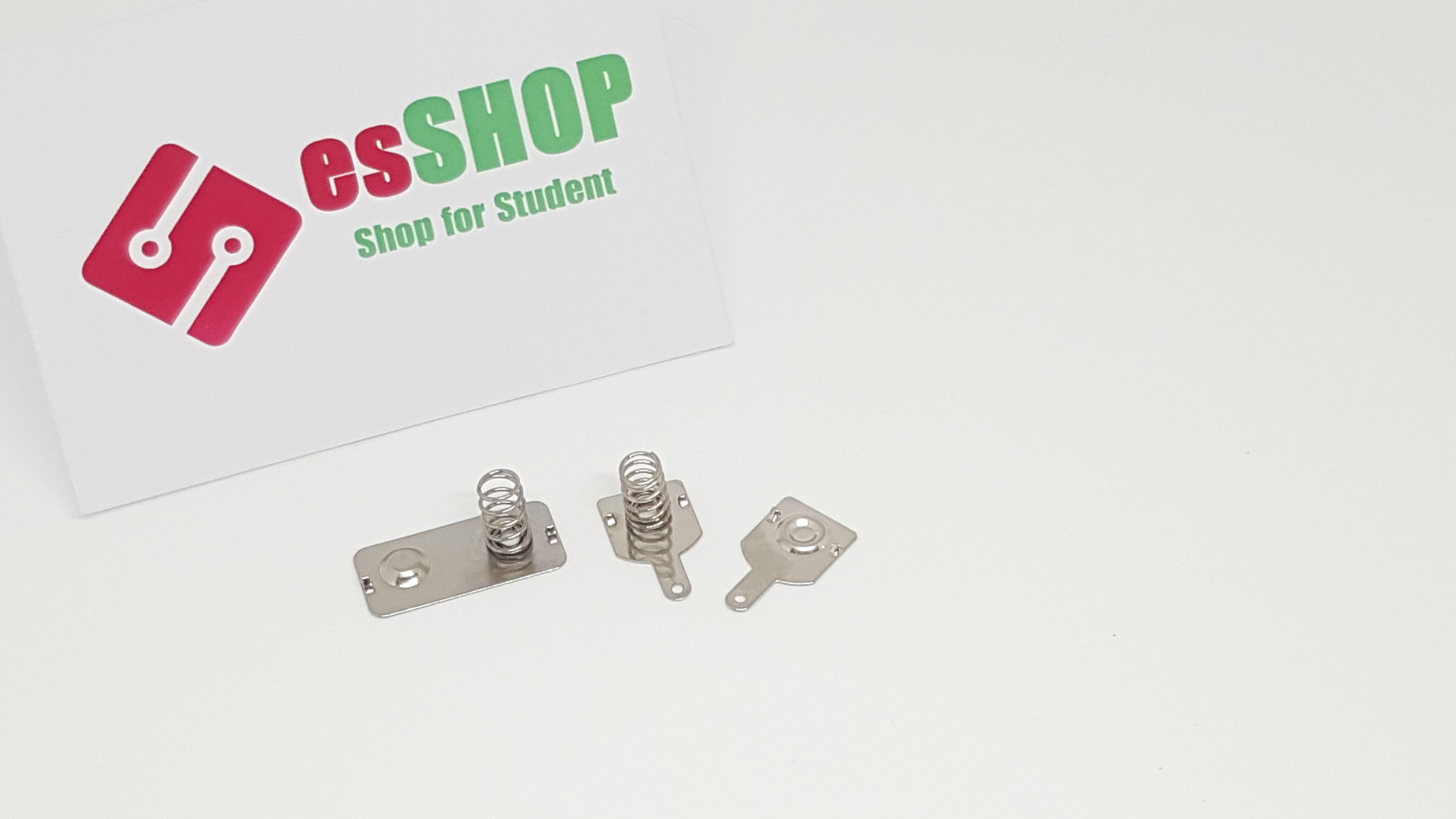 B0473 - Bộ điện cực cho khay pin AA/AAA