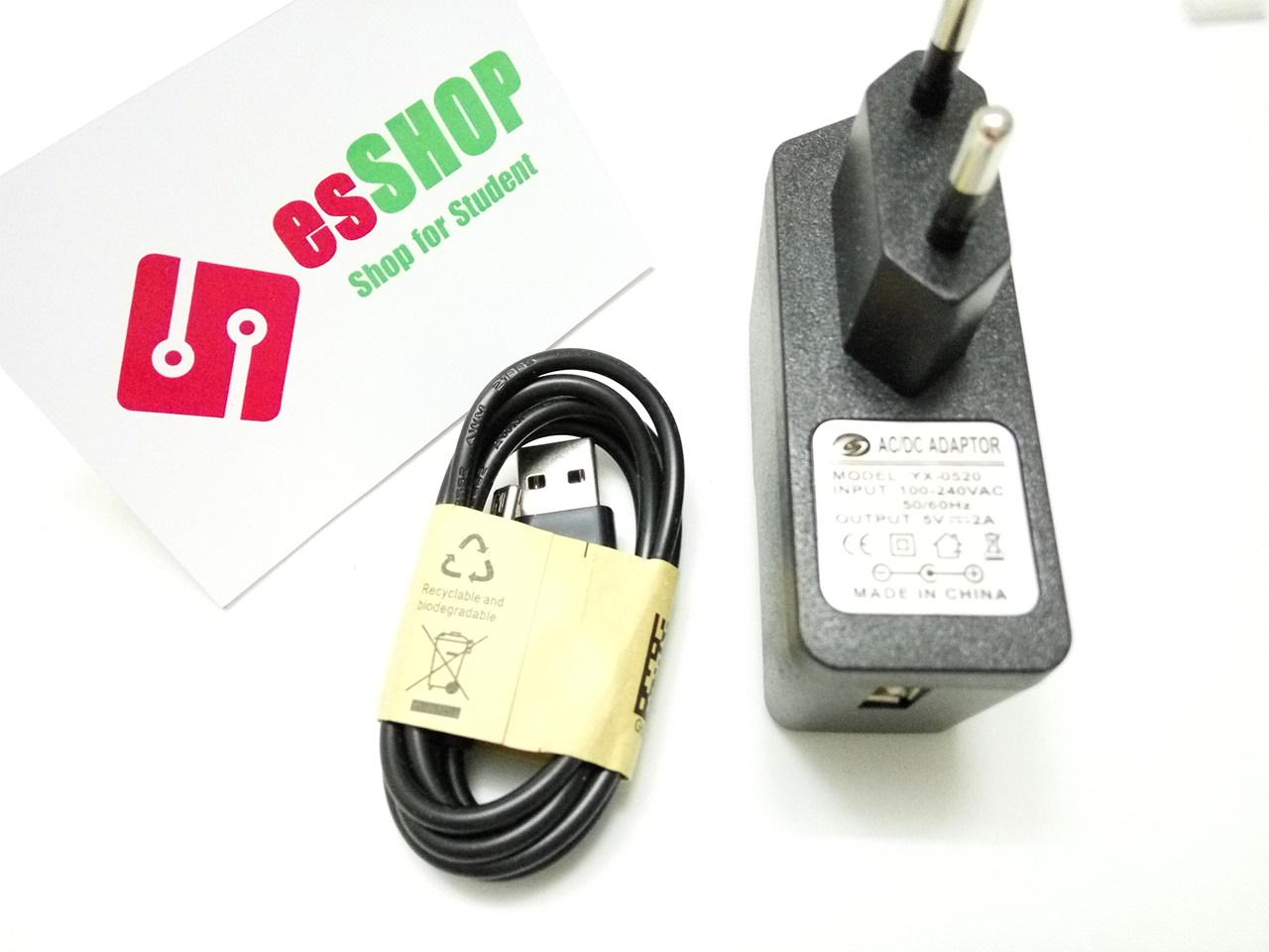 C0112 - Bộ nguồn sạc Raspberry 5V 2A