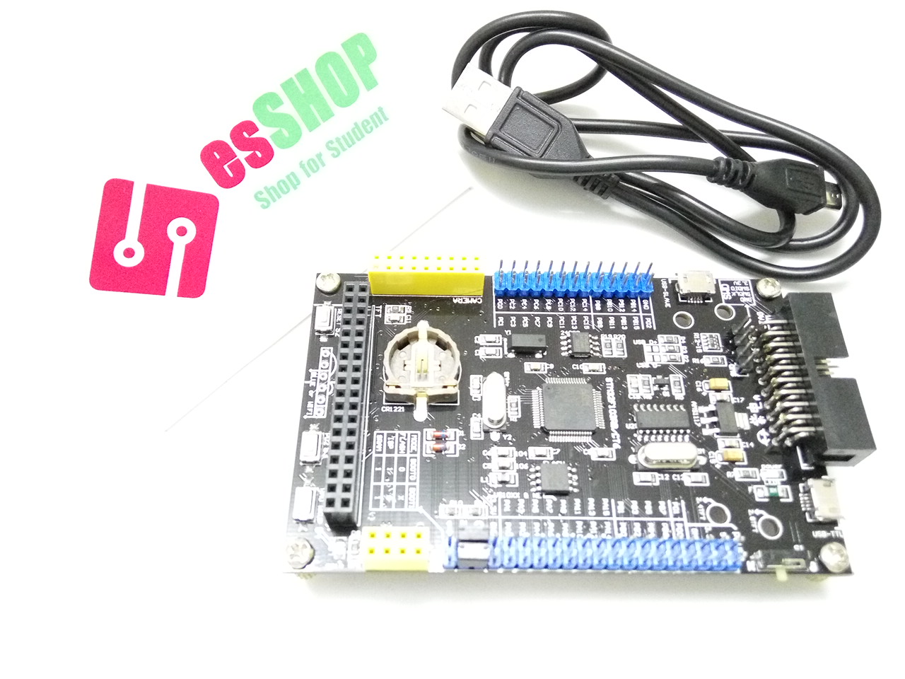 Kit develop STM32F103RCT6