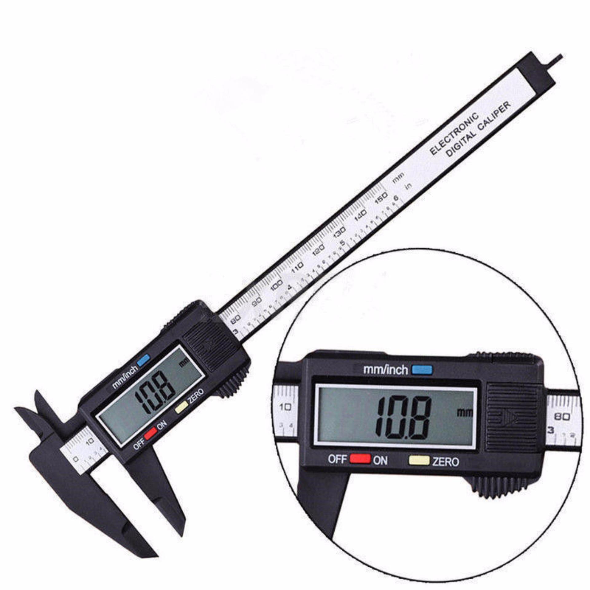 C0215 - Thước kẹp điện tử dải đo 150 mm