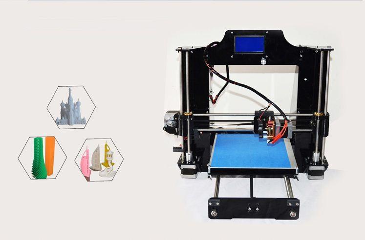 Z3320B102 - Máy In 3D Khung Mica