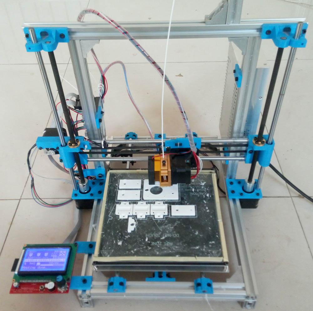 Z3320B101 - Máy in 3D khung nhôm