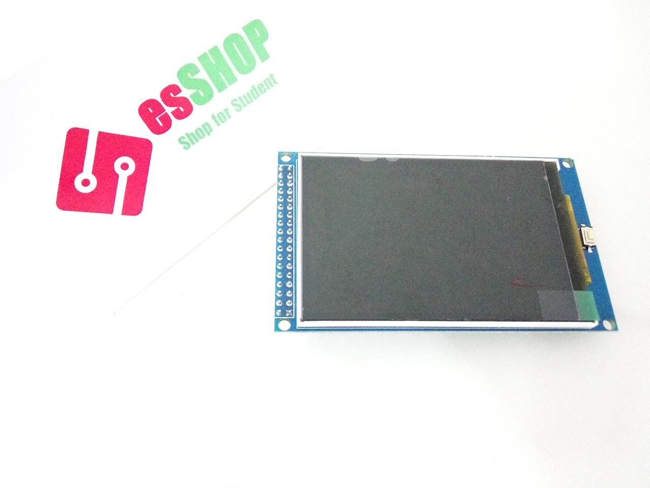 Z3350B101 - Màn hình TFT 3.2 inch LI9481 480x320 Arduino Mega